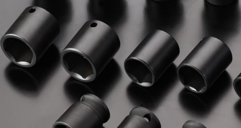 1/4Dr.Impact socket set series.