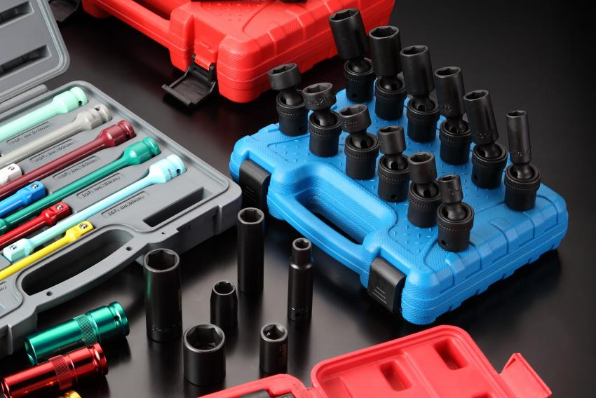 1/2Dr.Impact socket set series.