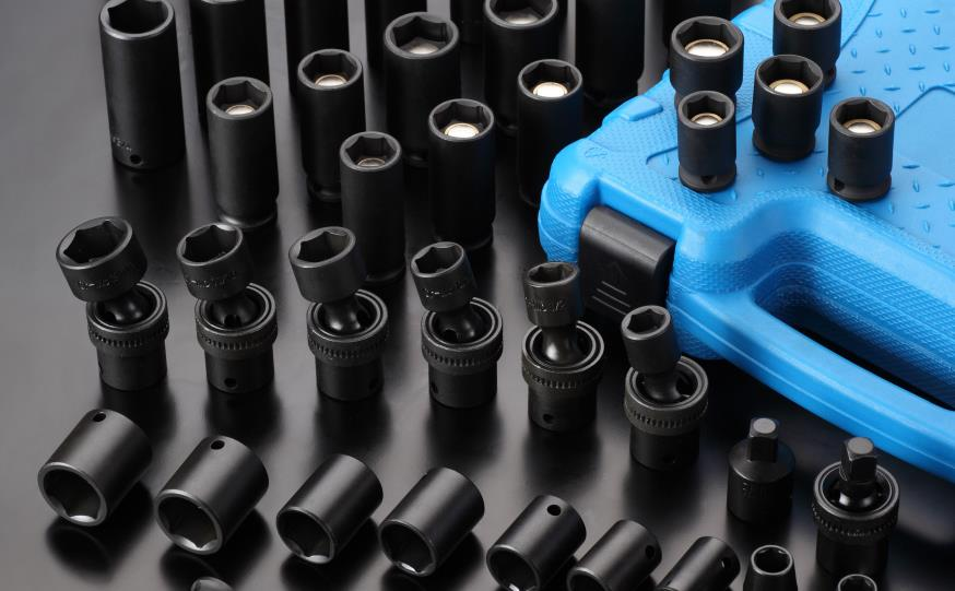 3/8Dr.Impact socket set series.