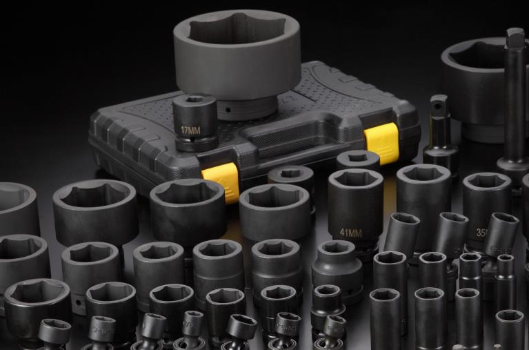 1Dr.Impact socket set series.